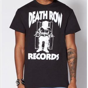 SPENCER'S - Death Row Records T Shirt